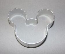 Cortador de metal en forma de Mickey, Sugarcraft, Decoración De Pasteles, Galletas, Fondant