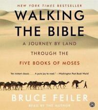 Walking The Bible CD, Feiler, Bruce, Acceptable Book