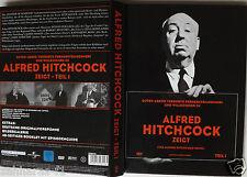 ALFRED HITCHCOCK ZEIGT - TEIL 1 - TV-Serie mit 10 Episoden - USA 1962-64 - DVD