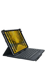 NEW Logitech Universal Folio with Integrated Keyboard for 9-10in Tablets