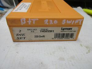 [B+T220swift] Lyman 220 Swift dies. new