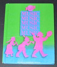 Music Textbook Hardcover Level 2 Holt, Rinehart and Winston Elementary