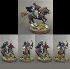 Games Workshop LotR Minas Tirith cavalry force METAL RARE (UM)