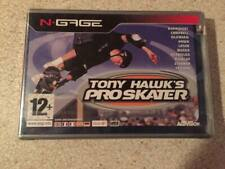 Tony Hawk's Pro Skater Nokia N-Gage Game NEW/SEALED Skateboarding Game