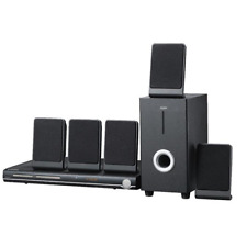 Sylvania SDVD5088 5.1 Channel Progressive Scan DVD Home Theater Speaker System