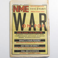 NME magazine 8 September 1984 Smiths David Bowie Marc Almond Pete Wylie