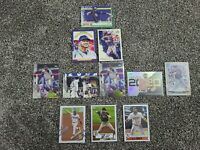 2019 2020 2021 FERNANDO TATIS JR 11-CARD LOT Topps RC Chrome Rookie Cup Padres