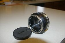 Vintage KOWA SETR  Lens No. 615162 f=50mm 1:19 SLR Film Camera