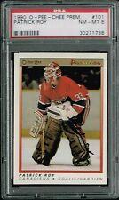 PSA 8 1990 Opeechee OPC Premier NHL Hockey Patrick Roy #101 Montreal Canadiens