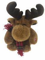 "Dan Dee Singing ""Grandma Got Ran Over By A Reindeer Plush 15"" Tall Stuffed"