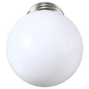 220V E27 1W Energy Saving LED Golf Ball Light Bulb Globe Lamp 7-Color Changing