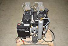 Midmark P22 Dental Air Compressor Unit Refurbished Oil Free With 1 Year Warranty