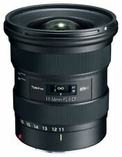Tokina 11-16 F2.8 CF Lens Aspherical Atx-i for Canon