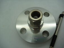 """Swagelok SS-1210-F16-150, 3/4"""" Compression X 1"""" 150 ANSI Flange, 316 Stainless"""