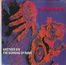 """THE NEW CHRISTS - another sin / the burning of rome 7"""""""