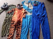 How To Train Your Dragon Costume Lot Medium Husky Plus Kids Size 6-12 Rubies