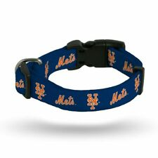 New York Mets MLB (Small�adjustable�9-14 inch)�Nylon�Pet Dog�Collar