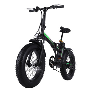 Electric Bike 500W4.0 Fat Tire Electric Bicycle Beach Cruiser Bike Booster Bike