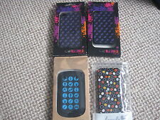 4 PHONE CASES 1 9900 2 IPHONE 4?IPHONE 4S REBEL MAKE  1 TRENDZ 4/4S NEW BOXED