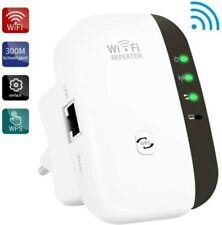 Répéteur WiFi Booster 300Mbps Extenseur sans Fil Amplificateur de Signal du Rése