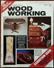 Practical Wood Working Vol. 16, No. 12 Feb 1982