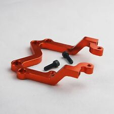 Aluminium Rear Upper Bulkhead Brace fit HPI Baja 5B 5T 5SC Rovan KM Buggy Orange