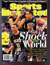 April 8, 2013 Wichita State Shockers Carl Hall Sports Illustrated No Label A