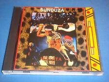 RARE CD / SUNDAZA / MATATA / PANG002CD 1996 / afro afrique africa music / NM