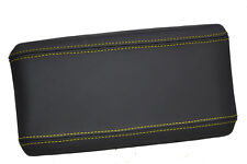 FITS NISSAN 200SX S12 ARMREST LEATHER COVER yellow st