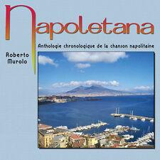 CD Napoletana, anthologie chronologique de la chanson napolitaine