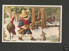 Thanksgiviing  Retro Postcard