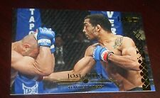 Jose Aldo UFC 2011 Topps Title Shot Gold Card #29 163 156 142 136 129 WEC 51 48