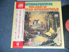 BUFFALO SPRINGFIELD Japan 1971 NM LP+Obi RETROSPECTIVE THE BEST OF