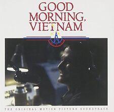 Good Morning Vietnam (1988) Martha Reeves, Beach Boys, Them.. [CD]