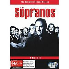 The Sopranos : Season 2 (DVD, 2001, 6-Disc Set) NEW