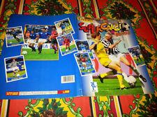 Album figurine calciatori Panini Supercalcio 1995-96(95/96) completo 100% /foto