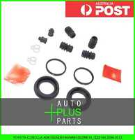 Fits TOYOTA COROLLA 2006-2013 - Brake Caliper Cylinder Piston Seal Repair Kit