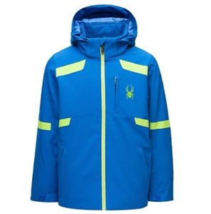 Spyder Boys Kitz Jacket, Ski Snowboarding Jacket, Size 14 Boys, NWT