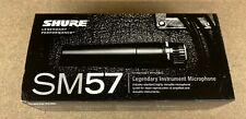 Shure SM57-LC Dynamic Cardioid Instrument Professional Microphone