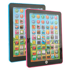 TABLET Kids IPAD TAB English  Learning New Toy Xmas Gift for Girls Boys 19*14cm