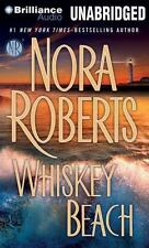 Whiskey Beach by Nora Roberts (2013, CD, Unabridged)