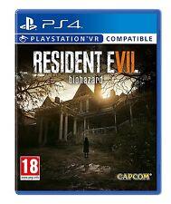 Resident Evil 7 Biohazard (PS4 / PSVR)