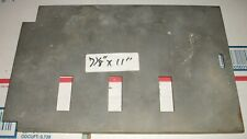 "Pinball Machine metal Coin Box lid 7-1/8"" x 11"" UNKNOWN BRAND"