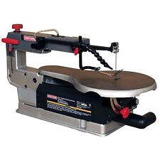 Craftsman Scroll Saw 16 Inch Model Shop Heavy Duty Kit Variable Speed Wood Tools