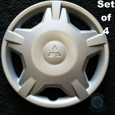 "Mitsubishi Mirage 13"" Genuine Hubcaps  Reconditioned (set of 4)"