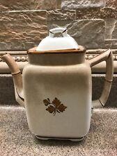 Alfred Meakin Royal Ironstone China Tea Leaf - Tea Pot England