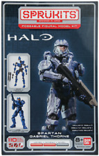 Sprukits Halo 4 spartan gabriel thorne Bandai figurine articulée niveau 2 kit