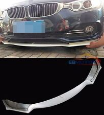 PAINTED Front Lip Spoiler For Bmw F32 Normal Bumper 2014UP 428i 435i B168F