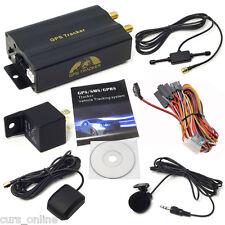 Gps Tracker TK103 SATELLITARE Auto Moto Camper Barca Portatile Gsm Sim Micro Sd