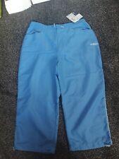 Ladies ellesse 3/4 Length Trousers, Size 12, BNWT